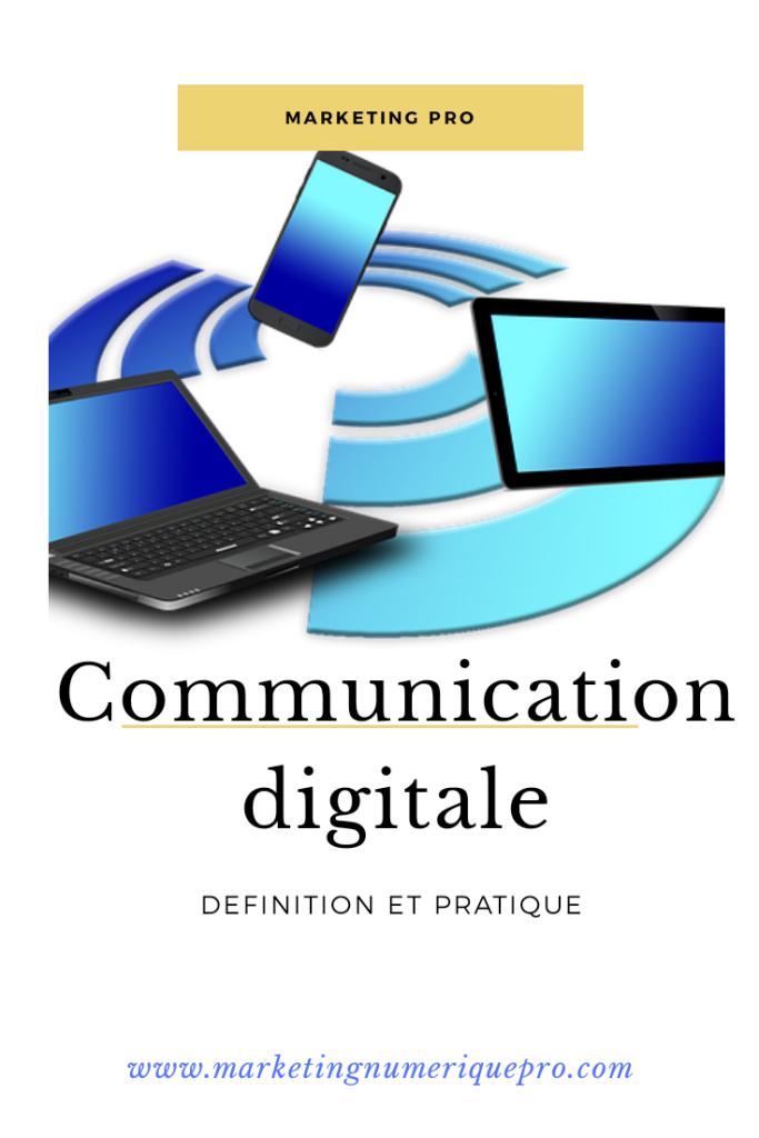 IMAGE COMMUNICATION DIGITALE
