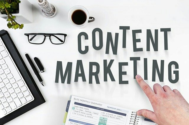 IMAGE MARKETING DE CONTENU